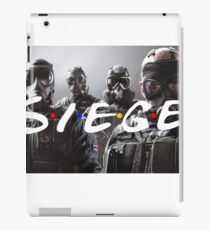 Brittish siege operator reunion iPad Case/Skin
