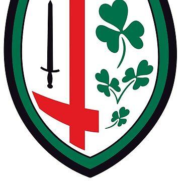 London Irish RFC by bendorse