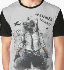 Winner Winner Chicken Dinner Graphic T-Shirt