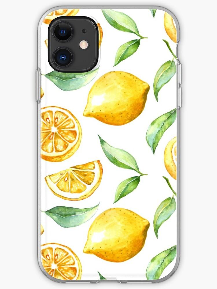 u2 lemon iphone 11 case