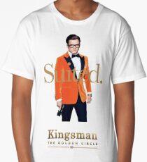 Kingsman Characters Eggsy Long T-Shirt