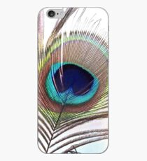 Feather of  a Peacock iPhone Case