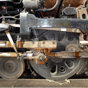 Wheels! Wheels! Of Old # 819 by WildestArt