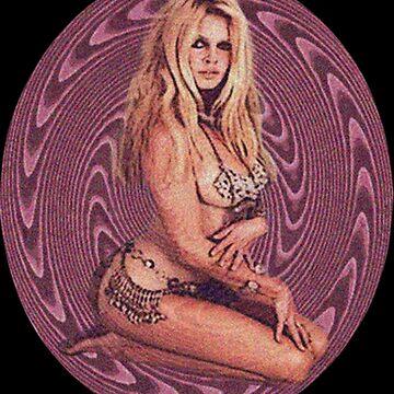 Brigitte Bardot by kawaiikastle