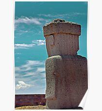 Tiwanaku No. 100-1 Poster