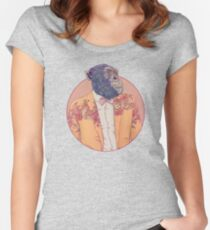 Alvin the Ape Women's Fitted Scoop T-Shirt