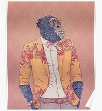 Alvin the Ape Poster