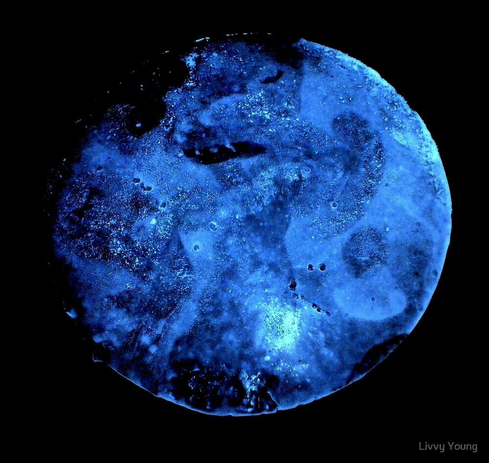 Blue Moon. by Livvy Young