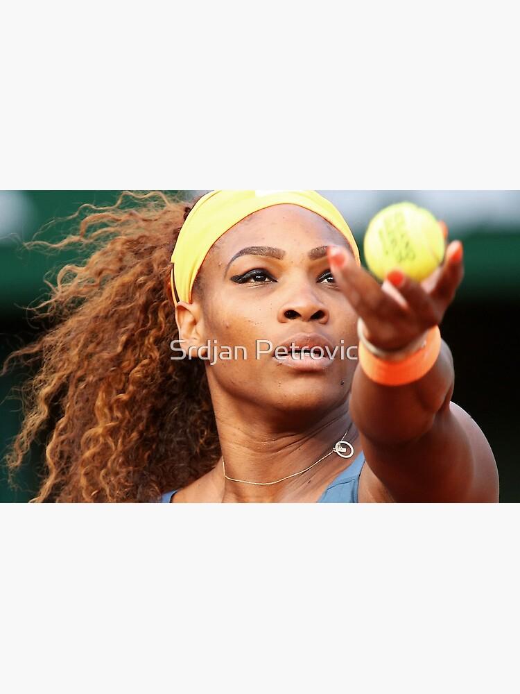 Serena Williams de Srdjanfox