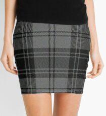 Grey Flannel  Mini Skirt