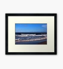 Afternoon Delight Time Framed Print
