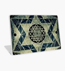 Sacred Geometry for your daily life Laptop Skin