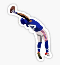 Odell catch Sticker