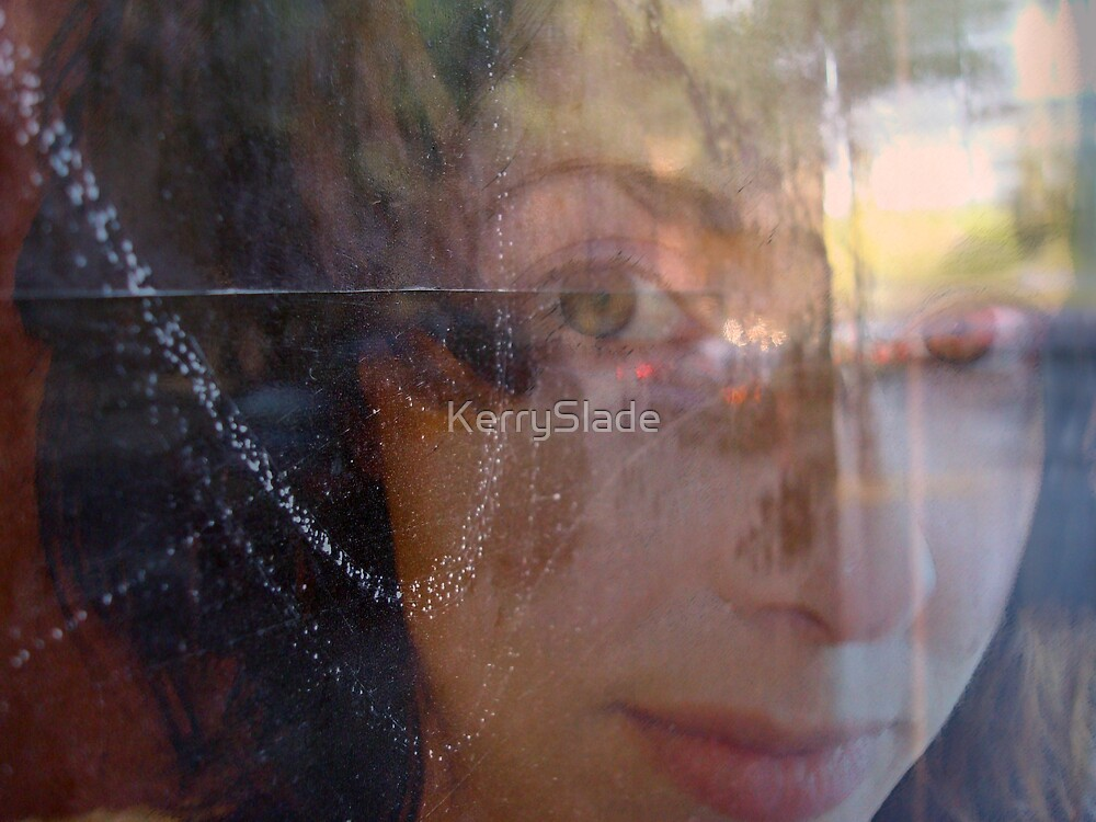 under the facade that we choose to show the world by KerrySlade