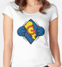 I´m Super... Women's Fitted Scoop T-Shirt