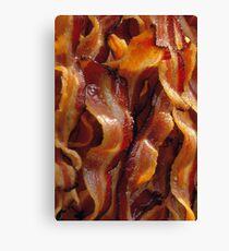 Bacon?... Everyone loves bacon!!! Canvas Print