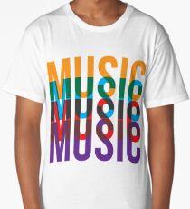Music Long T-Shirt