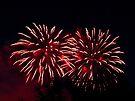 Fireworks by John Velocci