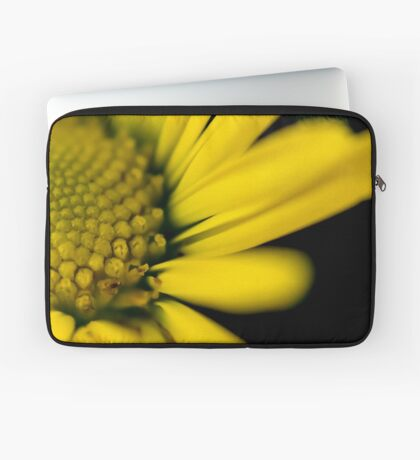 Melo Yellow Laptop Sleeve