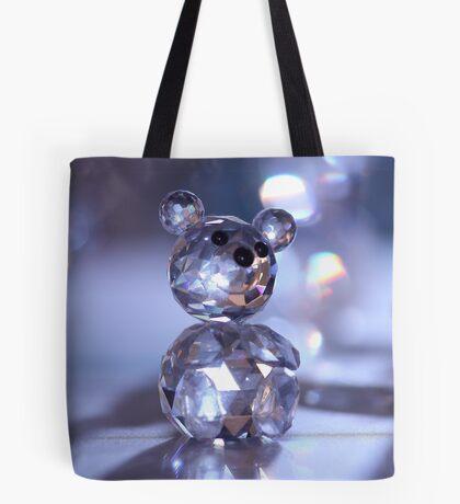 Crystal Bear Tote Bag