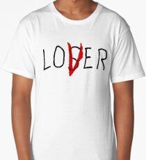 LOSER LOVER Long T-Shirt