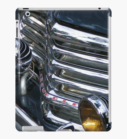 Vintage Car Chrome Glamour iPad Case/Skin