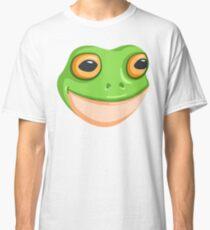 Frog Emoji Classic T-Shirt