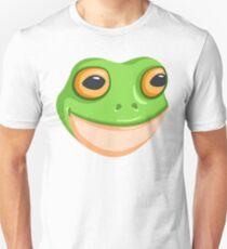 Frog Emoji Unisex T-Shirt