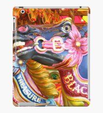 Victorian Carousel York UK Bursting colours iPad Case/Skin