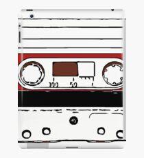 80s audio tape sketch  iPad Case/Skin