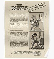 The Northwest Document prop replica Poster