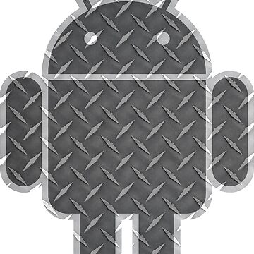 Android Diamond Plate de Robjohnsilvers