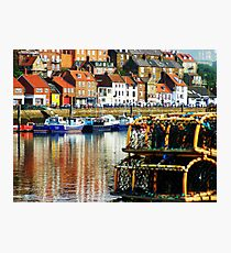 Whitby , North Yorkshire Photographic Print