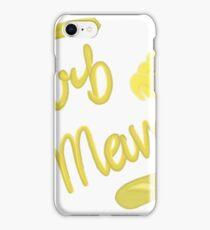 Carb Maven iPhone Case/Skin