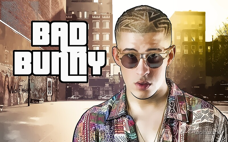 Bad Bunny: Posters