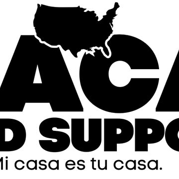 Support DACA Immigrant Dreamers by jcweaverart