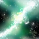 Space Nebula by INFIDEL