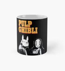 Pulp Ghibli - Studio Ghibli and Pulp Fiction Mug