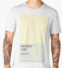 Princetones - Cream Men's Premium T-Shirt