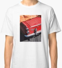 Covered Red Classic T-Shirt
