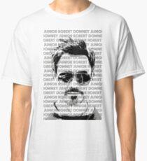 R.Downey jr. Pop-Art Classic T-Shirt
