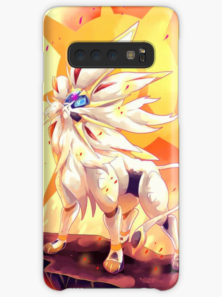pretty nice a7d1a 3946d 'Solgaleo Pokemon Cell Phone Case' Case/Skin for Samsung Galaxy by SrWhitePS