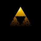 Dissolving Triforce by Sarinilli