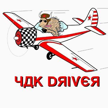 Yak Driver by evanyates