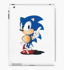 Sonic The Hedgehog Classic iPad Case/Skin