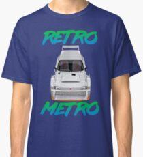Metro 6R4 - Retro Metro #2 Classic T-Shirt
