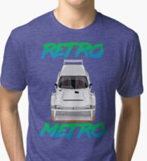 Metro 6R4 - Retro Metro #2 Tri-blend T-Shirt