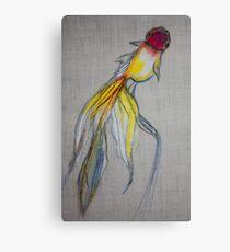 Goldfish Pond ( close up #4) Canvas Print