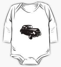 VINTAGE CAR One Piece - Long Sleeve