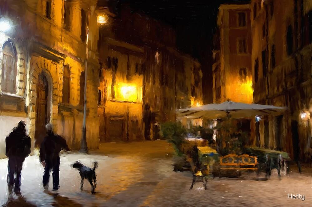 Rome by Hetty